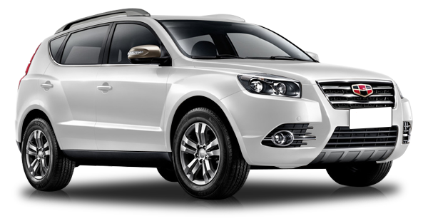 Geely Emgrand X7 NL-1 (2016-2018)